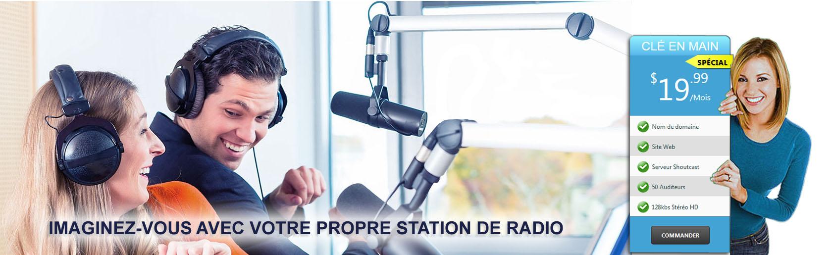 Location Radio Web au Mois